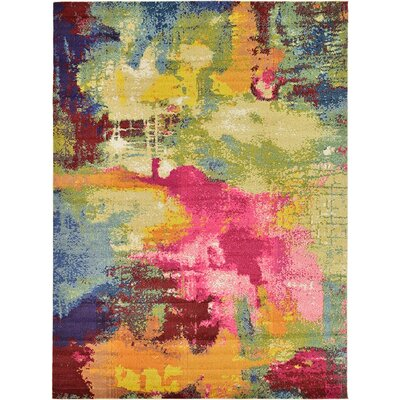 Fujii Multi-Color Area Rug