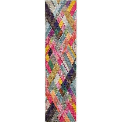 Fujii Area Rug Rug Size: 5 x 8