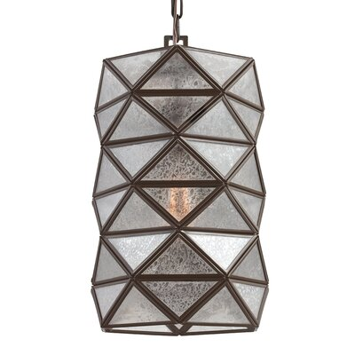 Sonderborg 1-Light Pendant Size: Medium