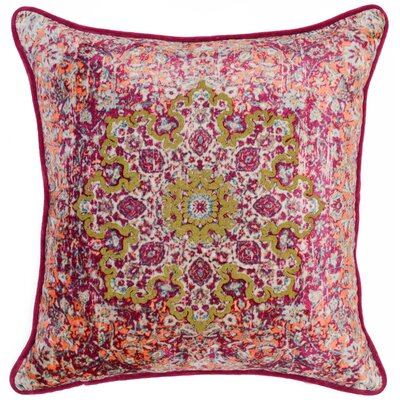 Princes Cotton Throw Pillow