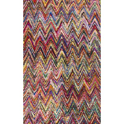 Genesee Hand-Braided Area Rug Rug Size: Rectangle 5 x 8