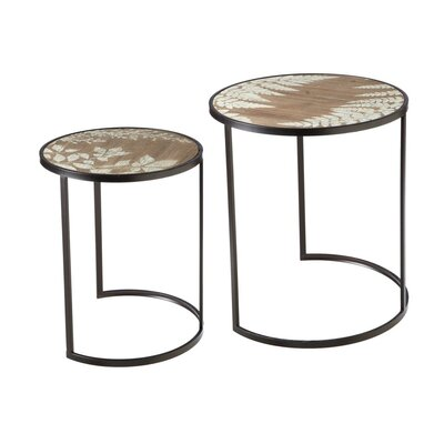 Ellie 2 Piece Nesting Tables