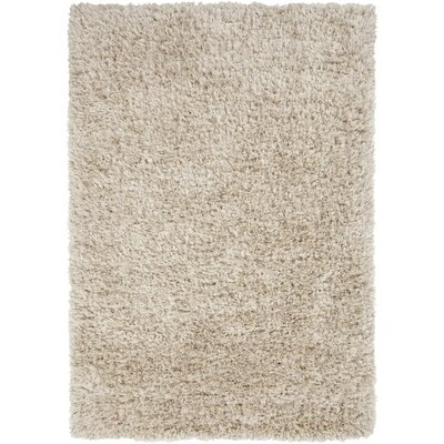 Sina Parchment Rug Rug Size: Rectangle 2 x 3