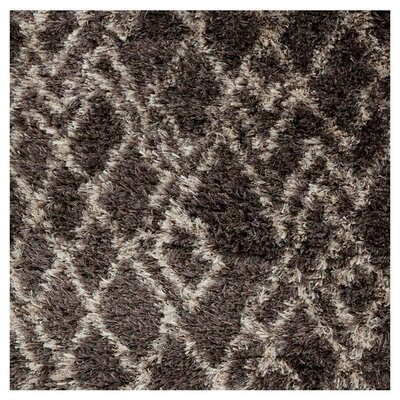 Sina Gray/Parchment Rug Rug Size: Rectangle 2 x 3
