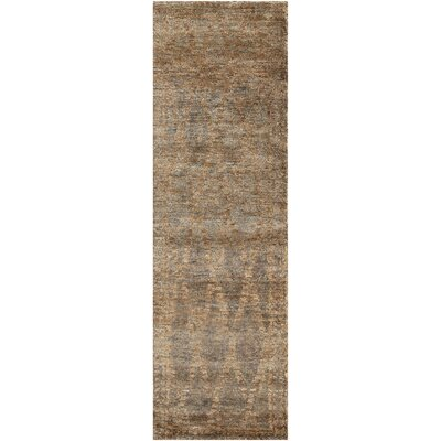 Elvera Mocha Area Rug Rug Size: Rectangle 8 x 11
