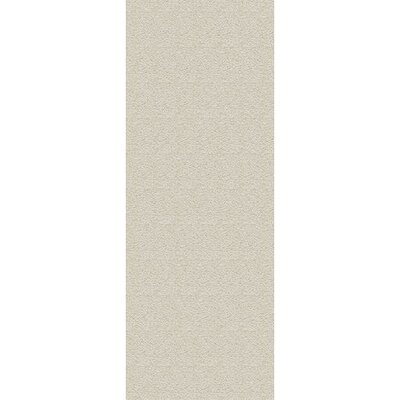 Hauser Ivory Area Rug Rug Size: Rectangle 78 x 11
