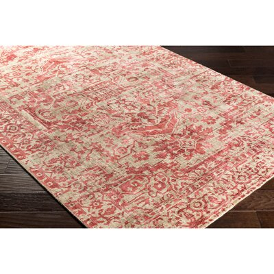 Dollie Hand-Loomed Brown/Gray Area Rug Rug Size: 5 x 76