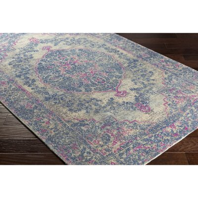 Luka Hand Woven Wool Area Rug Rug Size: Rectangle 4 x 6