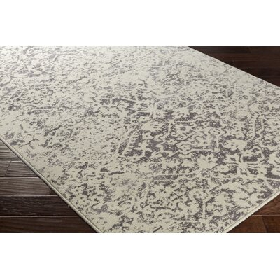 Quincy Beige/Gray Area Rug