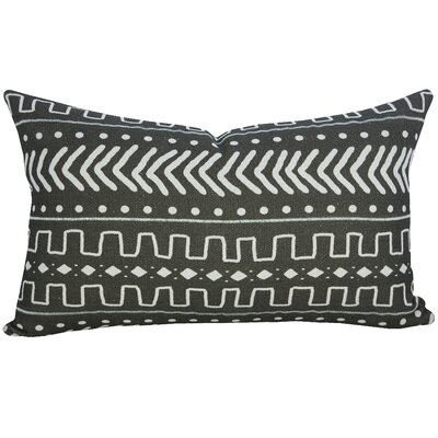 Hector Geometric Back Lumbar Pillow