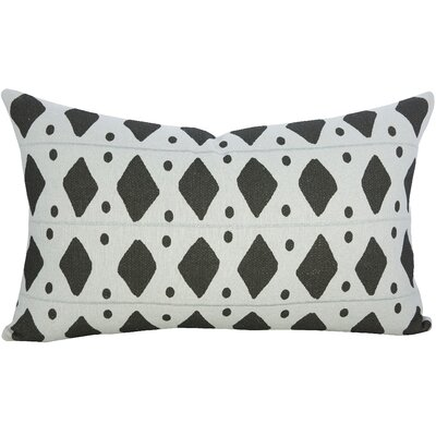 Hector Geometric Rectangular Lumbar Pillow
