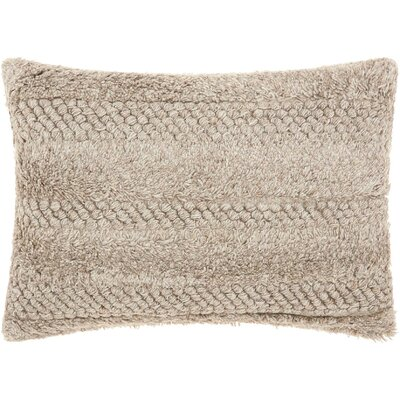 Sanjay Lumbar Pillow Color: Linen