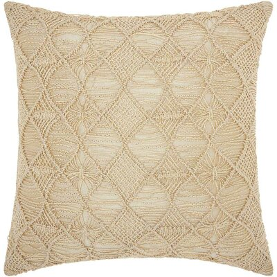 Dennet Square Throw Pillow