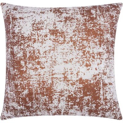 Chiron Throw Pillow Color: Copper