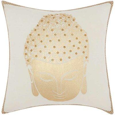 Sathvik Cotton Throw Pillow