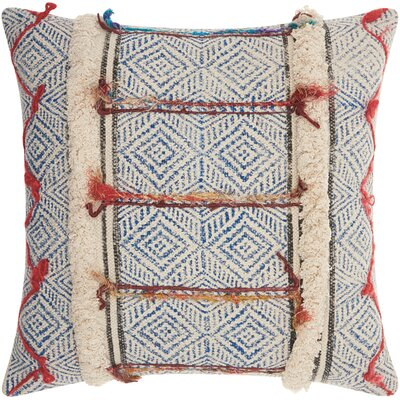 Sarthak Cotton Throw Pillow