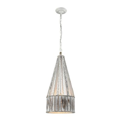Gilbert 1-Light Drum Pendant
