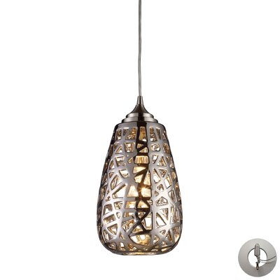 Freeda 1-Light Mini Pendant