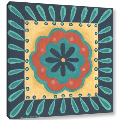 Boho Chic 4 Painting Print on Wrapped Canvas