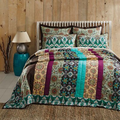 Fairburn Quilt Size: King