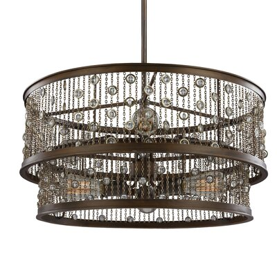 Henderson 6-Light Drum Chandelier