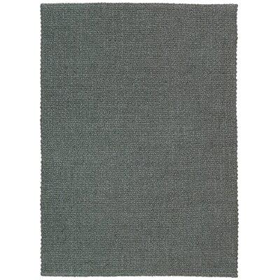 Alliance Handmade Indigo Area Rug Rug Size: 4' x 6'