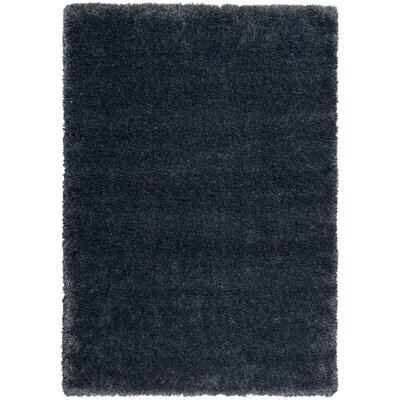 Moindou Navy Area Rug Rug Size: 710 x 910