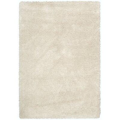 Moindou Bone Area Rug Rug Size: 710 x 910
