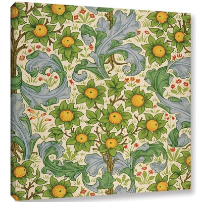 'Orchard, Dearle 1899' Graphic Art on Wrapped Canvas Size: 10