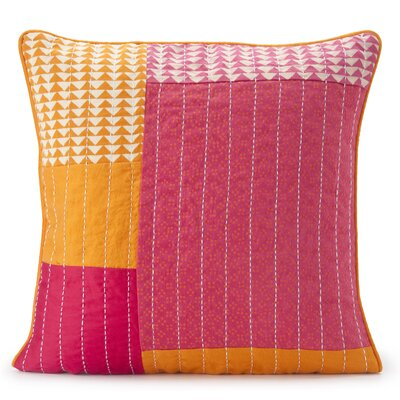 Bungalow Rose Monahan Taanka Handcrafted Throw Pillow