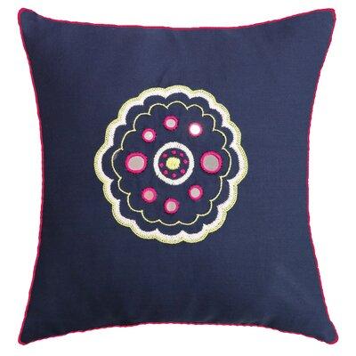 Monahan Cotton Throw Pillow