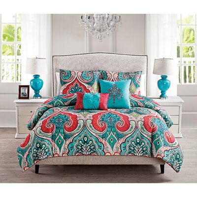 Olympic 4 Piece Twin Comforter Set