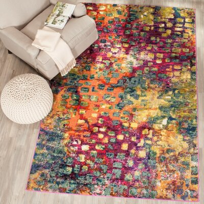 Newburyport Area Rug Rug Size: Rectangle 67 x 92