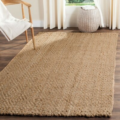 Liza Hand-Woven Area Rug Rug Size: Rectangle 5 x 8
