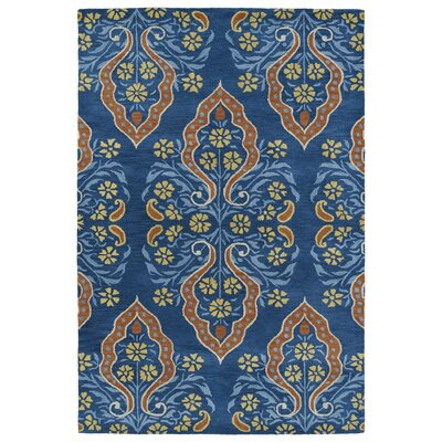 Jefferson Hand-Tufted Area Rug Rug Size: Rectangle 9 x 12