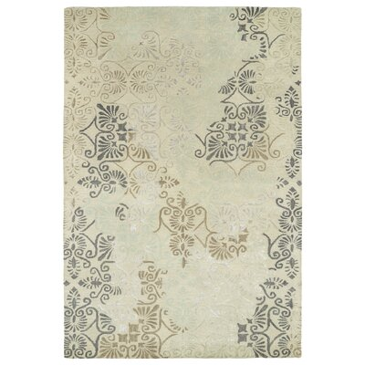 Jeffrey Hand-Tufted Area Rug Rug Size: 2 x 3
