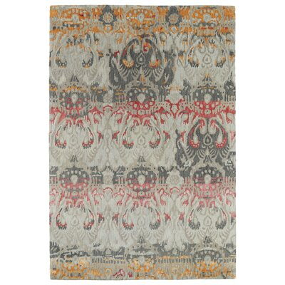 Jeffrey Hand-Tufted Area Rug Rug Size: 8 x 11