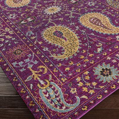 Nichole Area Rug Rug Size: Rectangle 710 x 103