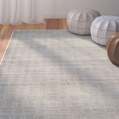 Saint-Michel Cream/Multi Area Rug Rug Size: 33 x 57