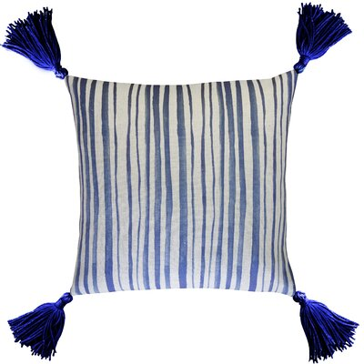 Pequoig Stripe Throw Pillow