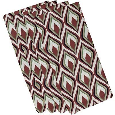 Bungalow Rose Shivani Geometric Napkin