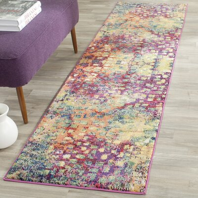 Newburyport Area Rug Rug Size: Runner 23 x 16