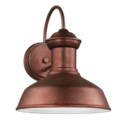 Mara 1-Light Outdoor Barn Light
