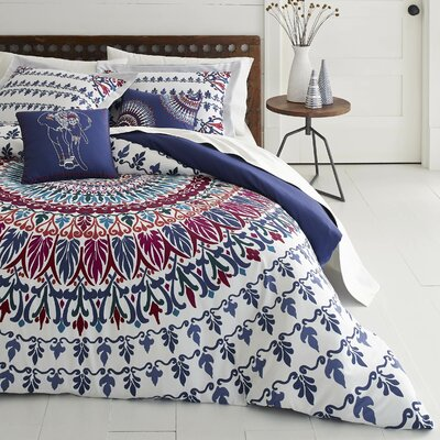 Niederanven Quilt Set Size: Full/Queen