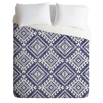 Carlsbad Denim Duvet Cover Set Size: King