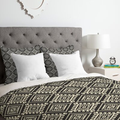 Carlsbad Duvet Cover Set Size: Queen