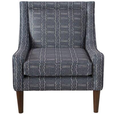 Theodosia Armchair Upholstery: Bogo Blue OGA