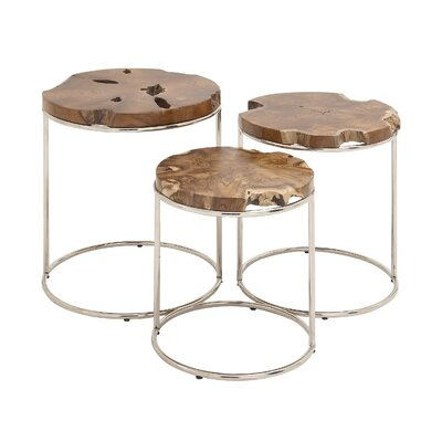 Coleharbor 3 Piece Nesting Table
