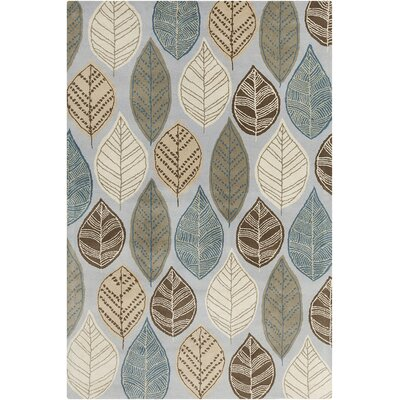 Inara Hand Tufted Wool Area Rug Rug Size: 8 x 10