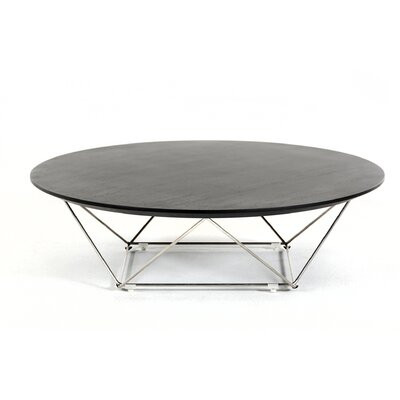 Delroy Coffee Table Top Finish: Wenge